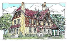 tudor mansion floor plans vintage house plans 2274a antique alter ego tudor with tu luxihome