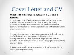 24 difference between resume and cover letter cv resume