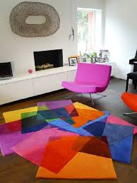 Modern Style Rugs Colourful Bedroom Ideas Alluring Decor Cool Colourful Modern