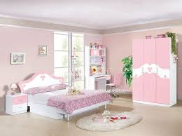 bedroom modern teenage bedroom with soft pink furniture