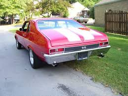 Nova Bench Seat For Sale Sell Used Complete Restored 1972 Nova Ss Replica 355 Dart Heads 4