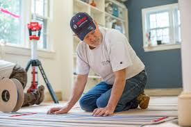Radiant Heat Under Laminate Flooring Wood Floors And Electric Radiant Heat A Concord Carpenter