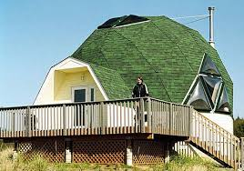 geodome house timberline geodesic domes