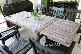 How To Restore Metal Outdoor Furniture by Painting Patio Furniture