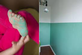 kinderzimmer renovieren kinderzimmer rosa grun streichen innovative idee