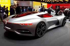 renault phoenix incredible renault trezor concept car hits a home run at 2016
