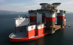 largest ship in the world megamachines dockwise vanguard world s largest heavy lift ship