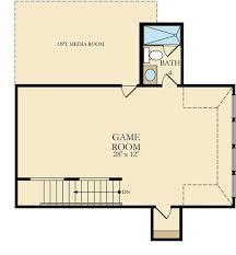 Game Room Floor Plans Preston Village Builders