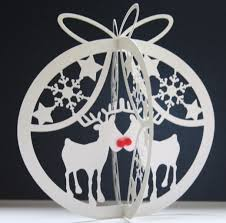 3d christmas card templates christmas lights decoration