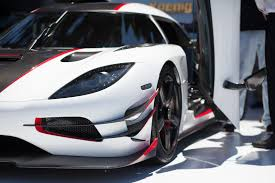 koenigsegg one final koenigsegg one 1 on display at pebble beach