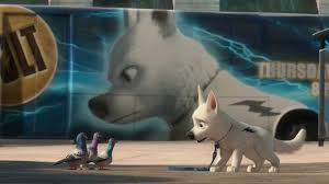 adorable dog unbelievable premise disney u0027s bolt tor