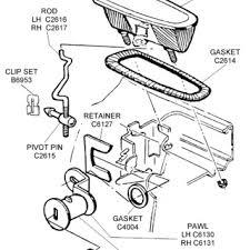 Andersen French Door Handles - sophisticated parts of a door handle diagram pictures best
