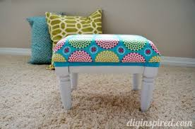 how to upcycle a step stool for kids diy inspired