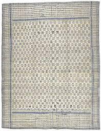 vintage spanish flat woven rug bb2325 by doris leslie blau