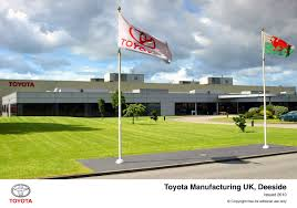 toyota manufacturing hybrid engine first for toyota u0027s deeside plant toyota uk media site