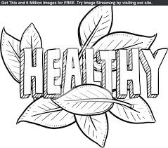 healthy food coloring pages preschool healthy coloring pages foods food for preschoolers draw arilitv