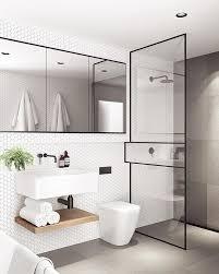 best 25 black shower ideas on pinterest concrete bathroom