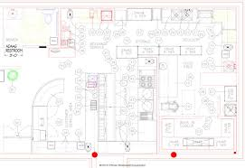 endearing 20 restaurant kitchen floor plan layouts inspiration
