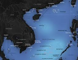 China Sea Map by Researchers Discover World U0027s Deepest Underwater Sinkhole In The