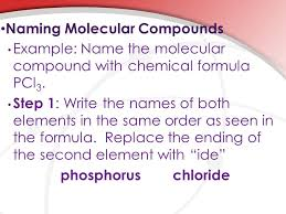 naming ionic u0026 molecular compounds ppt video online download