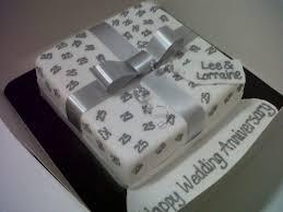 Wedding Anniversary Cakes 40th Wedding Anniversary Cake Fancycakesbenidorm
