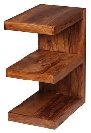 Wohnzimmer Tisch Finebuy Beistelltisch Massivholz E Cube 60cm Hoch Wohnzimmer Tisch
