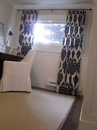 Curtains For Short Windows by Short Curtains For Basement Windows Basements Ideas