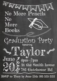 Graduation Party Invitation Cards Graduation Party Invitations High Or College Graduation