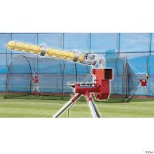 heater baseball or softball pitching machine u0026 matching xtender