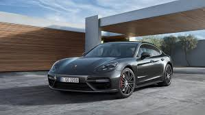 first porsche car panamera the sports car among luxury saloons
