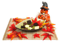 halloween decoration and candy free stock photo public domain