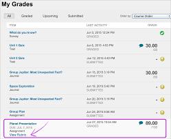 grades blackboard help