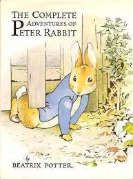 complete adventures peter rabbit beatrix potter
