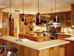 Kitchen Pendant Lights Over Island by Kitchen Design Pendant Lights In Powder Room Countertop Overhang