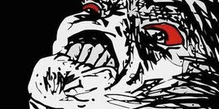 Meme Face Comics - rage at the news drives new comic form the daily dot