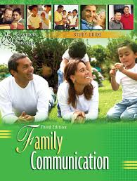 family communication study guide higher education