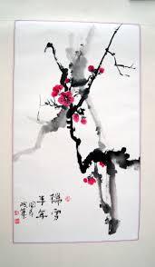 i like the design of the plum blossom inspiration for tafe