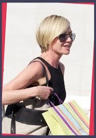the stylish in addition to lovely portia de rossi short haircut