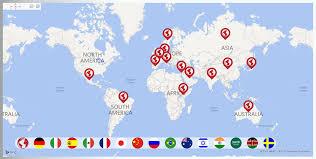 santa map he s back norad tracks santa returns for 60th anniversary with