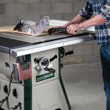 Contractor Table Saw Reviews Masterforce 10