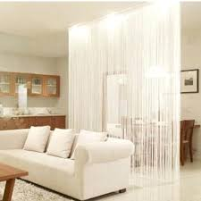 Panel Curtains Room Divider Cool Panel Curtain Room Divider Interesting Living Design With