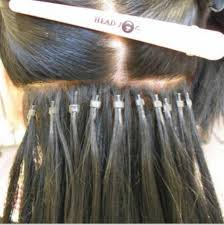 micro bead hair extensions 100pcs 0 5g strands micro loop ring hair extensions pb