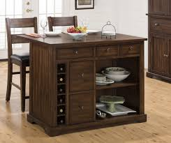 48 kitchen island jofran expandable drop leaf kitchen island with wine storage
