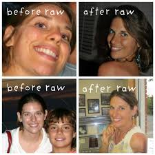raw vegan before and after 搜狗英文