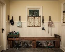 Mud Bench Entryway Bench In White Mudroom Bench To Keep Your Clothes And