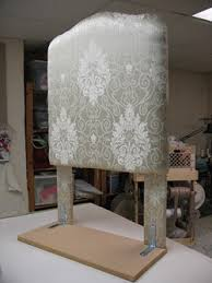 How To Make A Headboard With Fabric by Headboards Domicildesign Com