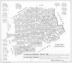 Pennsylvania State Map by History Of Freeland Pa