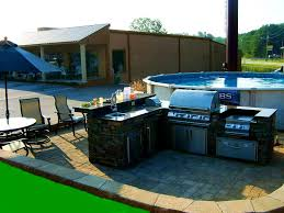 How To Build An Outdoor Kitchen Island by Bathroom Entrancing How Build Outdoor Kitchen Plans Image To An