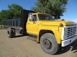 ford f700 truck ford f700 flatbed dump truck sold