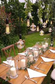 rustic wedding table decor tables table rustic wedding ideas for summer